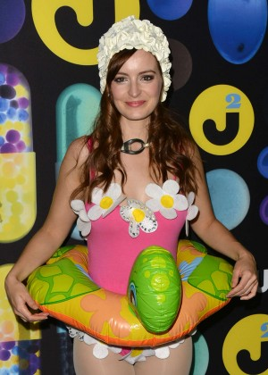 Ahna OReilly - Just Jared Halloween Party in Hollywood