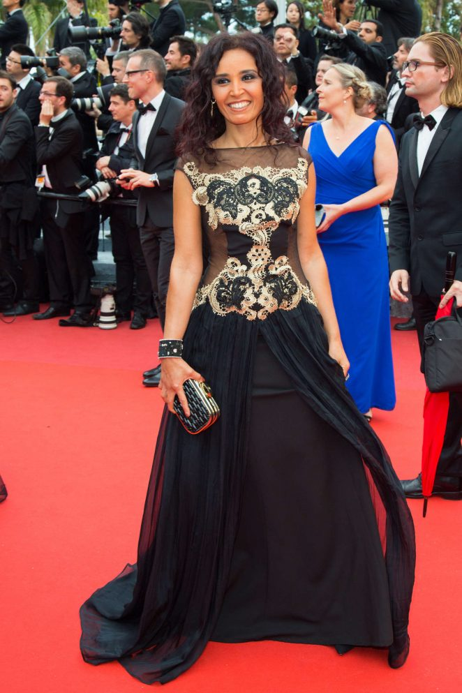 Aida Touihri - 'The BFG' Premiere at 2016 Cannes Film Festival