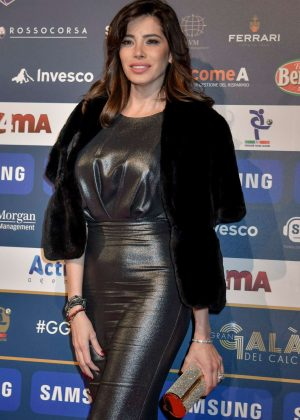 Aida Yespica - Gran Gala of Football in Milan