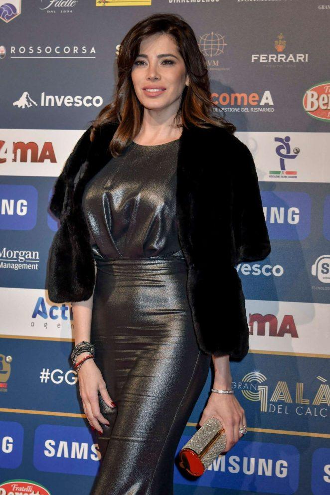 Aida Yespica - Gran Gala of Football in Milan