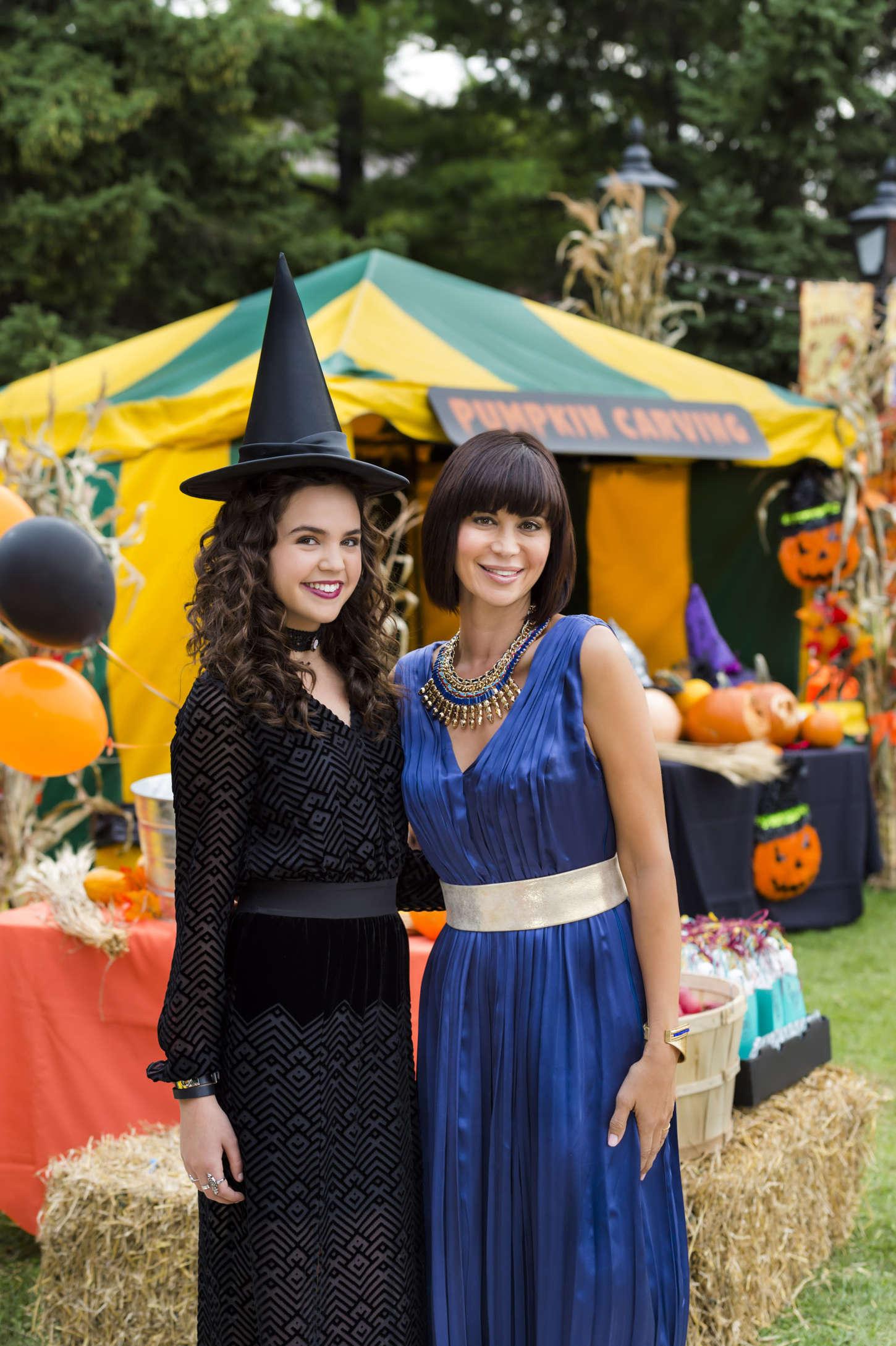 Bailee Madison 2015 : ailee Madison: Good Witch Season 2 Halloween Special Promos Stills -04