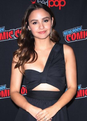 Aimee Carrero - 'She-Ra and the Princesses of Power' Panel at 2018 New York Comic Con