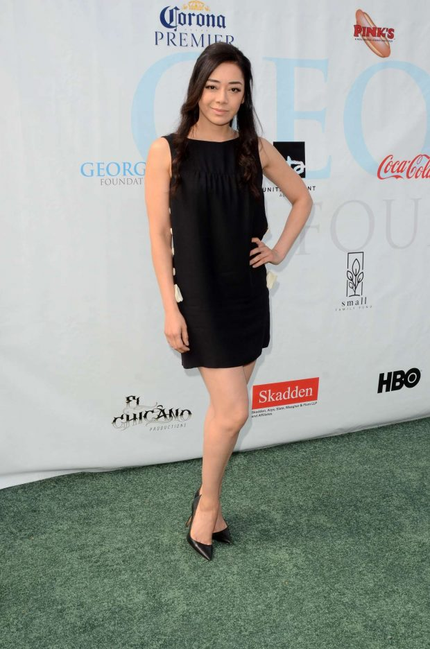 Aimee Garcia - 12th Annual George Lopez Celebrity Golf Classic in Toluca Lake