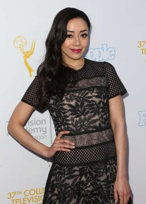 Aimee Garcia - 37th College Television Awards in Los Angeles