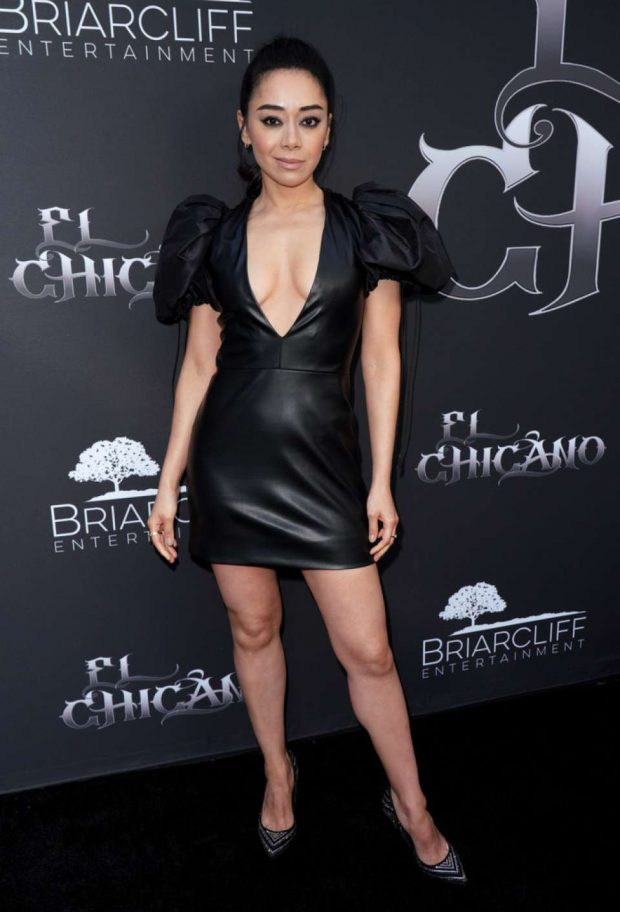 Aimee Garcia - 'El Chicano' Special Screening in Hollywood