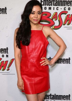Aimee Garcia - Entertainment Weekly Party at 2017 Comic-Con in San Diego