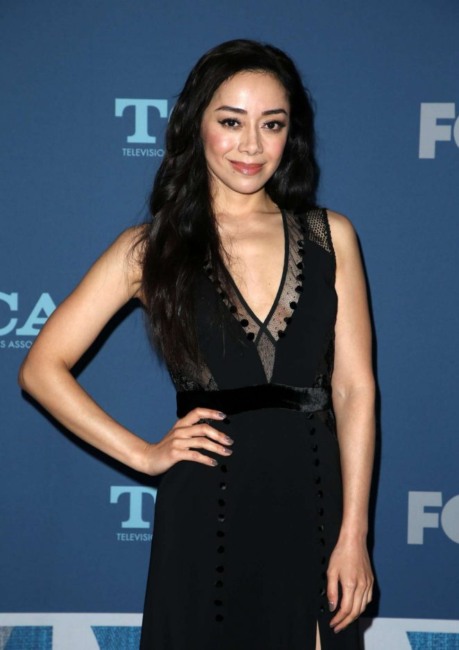 Aimee Garcia - FOX Winter All-Star Party at TCA Winter Press Tour in LA