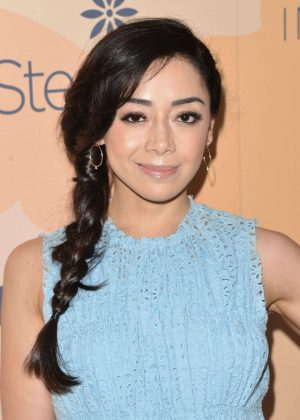 Aimee Garcia - Inspiration Awards 2017 in Los Angeles