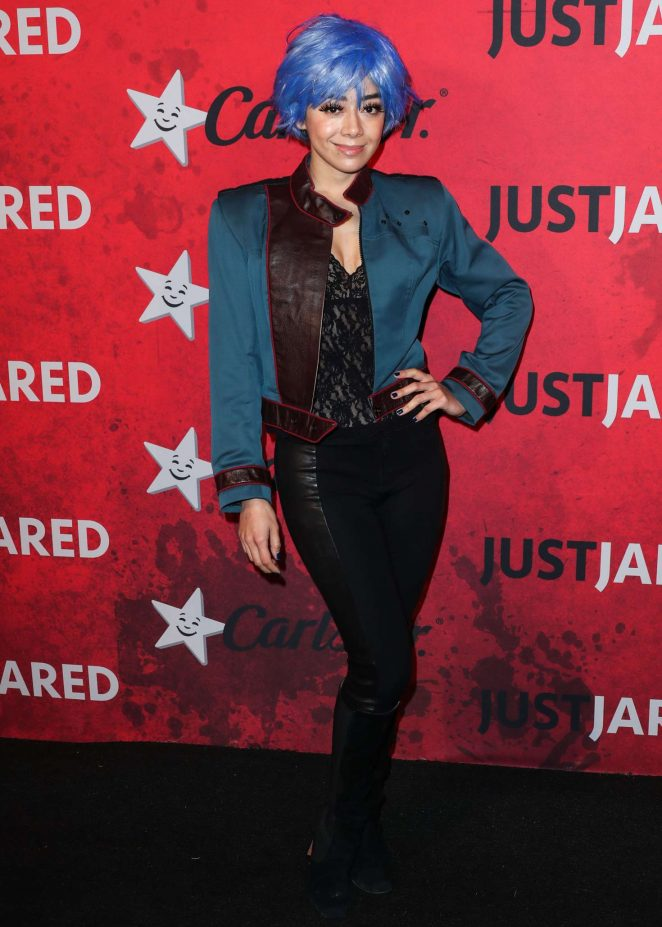 Aimee Garcia – Just Jared's 7th Annual Halloween Party in LA