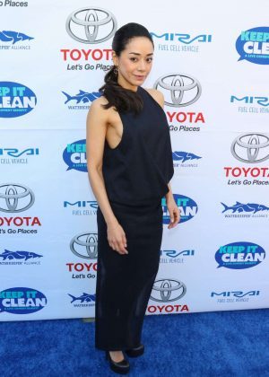 Aimee Garcia - Keep It Clean Event in Los Angeles