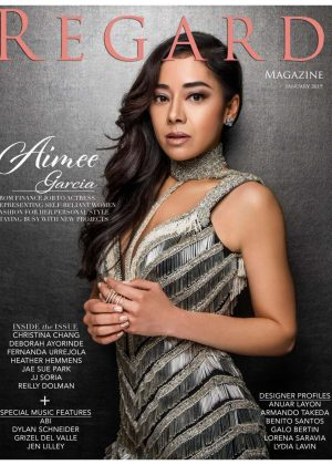 Aimee Garcia - Regard Magazine (January 2019)