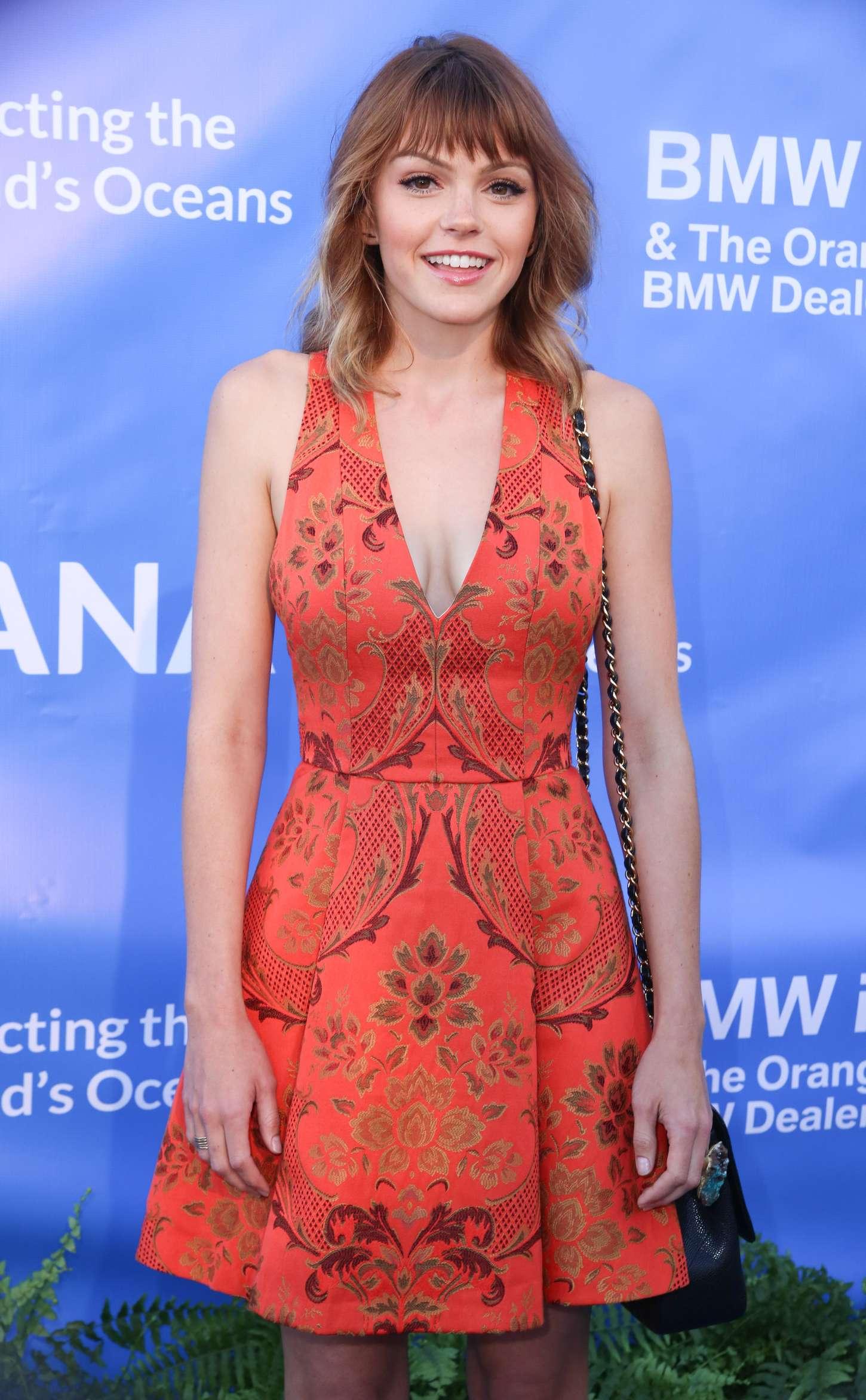 Aimee Teegarden - 2015 Oceana SeaChange Summer Party in Dana Point