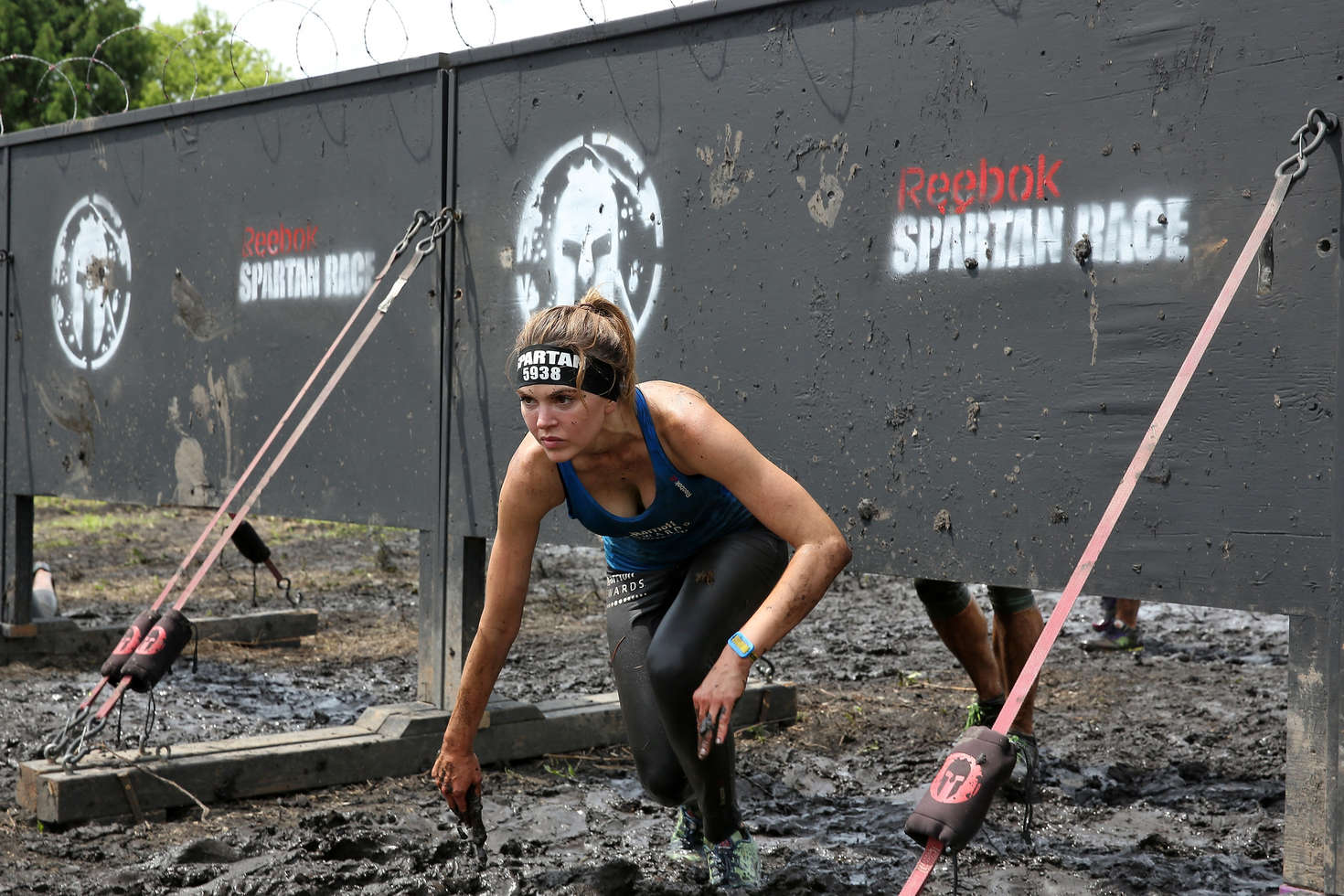 Aimee Teegarden 2016 : Aimee Teegarden: Competing in the Spartan Super Race -01