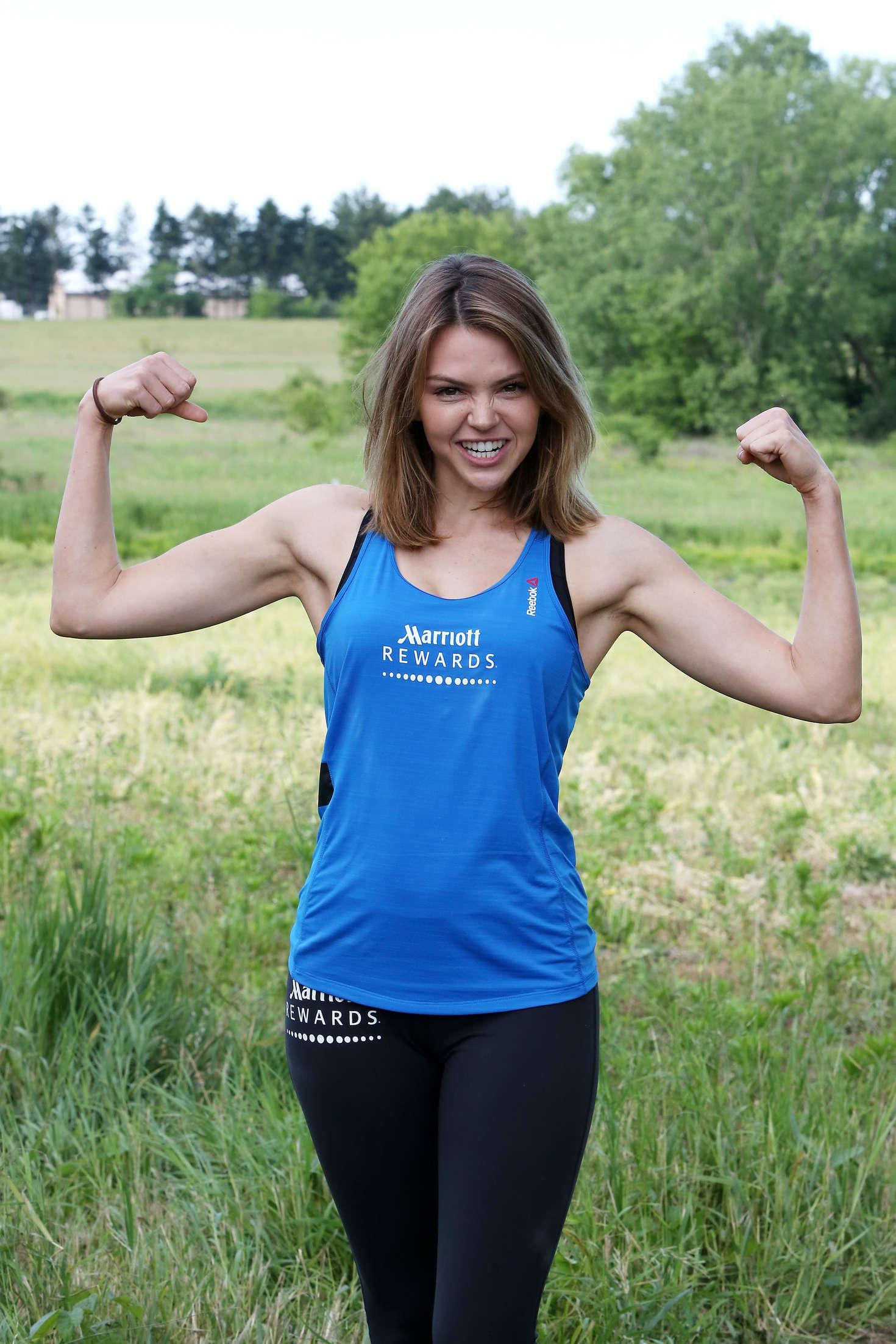 Aimee Teegarden 2016 : Aimee Teegarden: Competing in the Spartan Super Race -03
