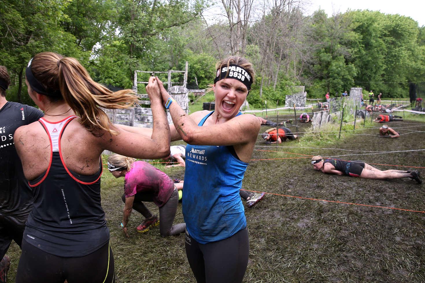 Aimee Teegarden 2016 : Aimee Teegarden: Competing in the Spartan Super Race -05