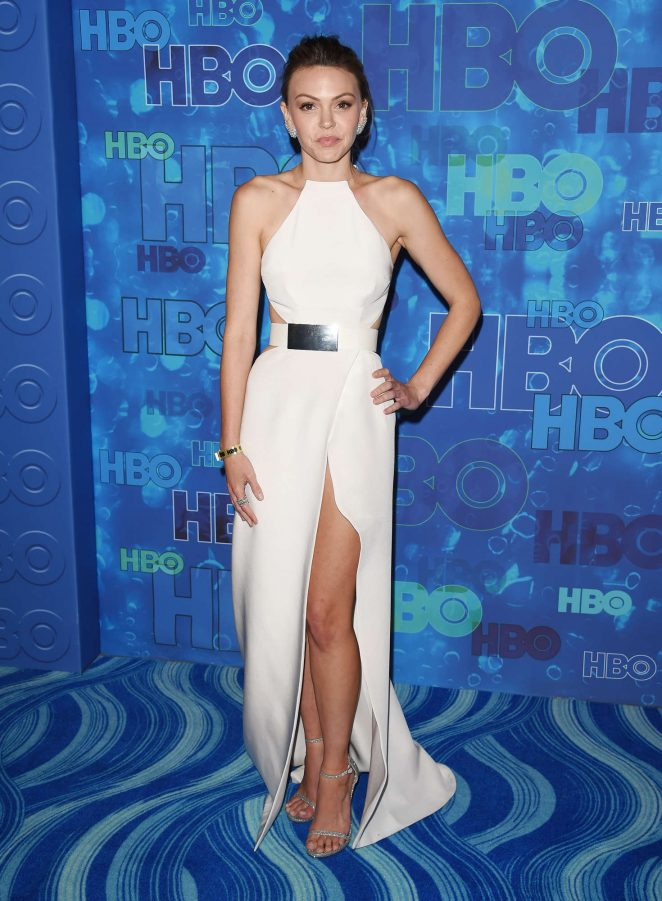Aimee Teegarden – HBO's Post Emmy Awards Reception 2016 in LA