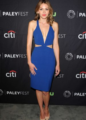 Aimee Teegarden - PaleyFest 2016 Fall TV Preview in Beverly Hills