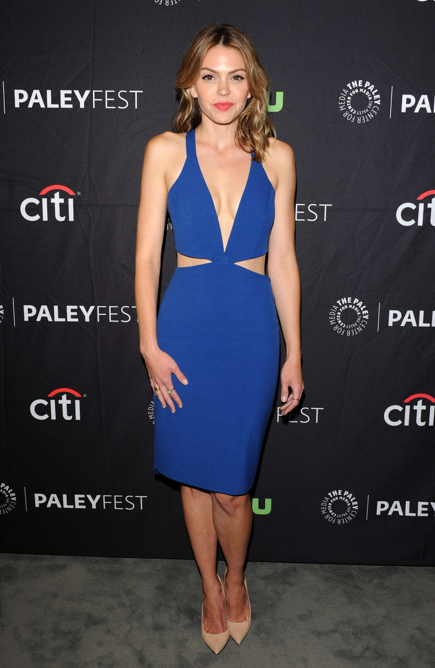 Aimee Teegarden 2016 : Aimee Teegarden: PaleyFest 2016 Fall TV Preview -03