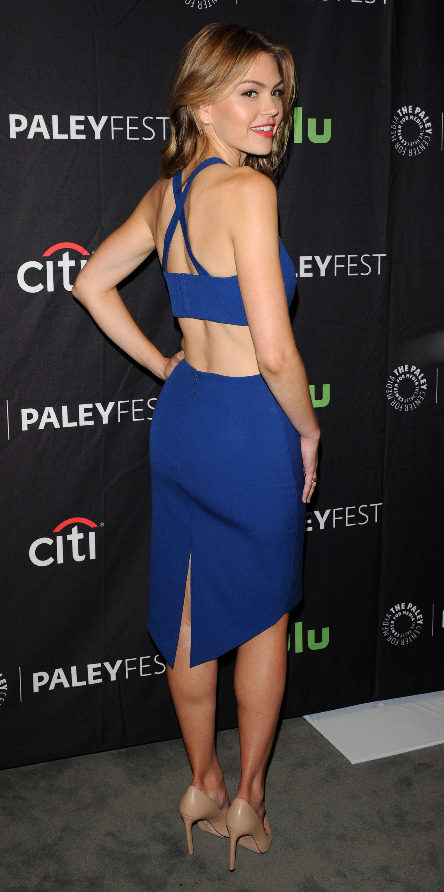 Aimee Teegarden 2016 : Aimee Teegarden: PaleyFest 2016 Fall TV Preview -05