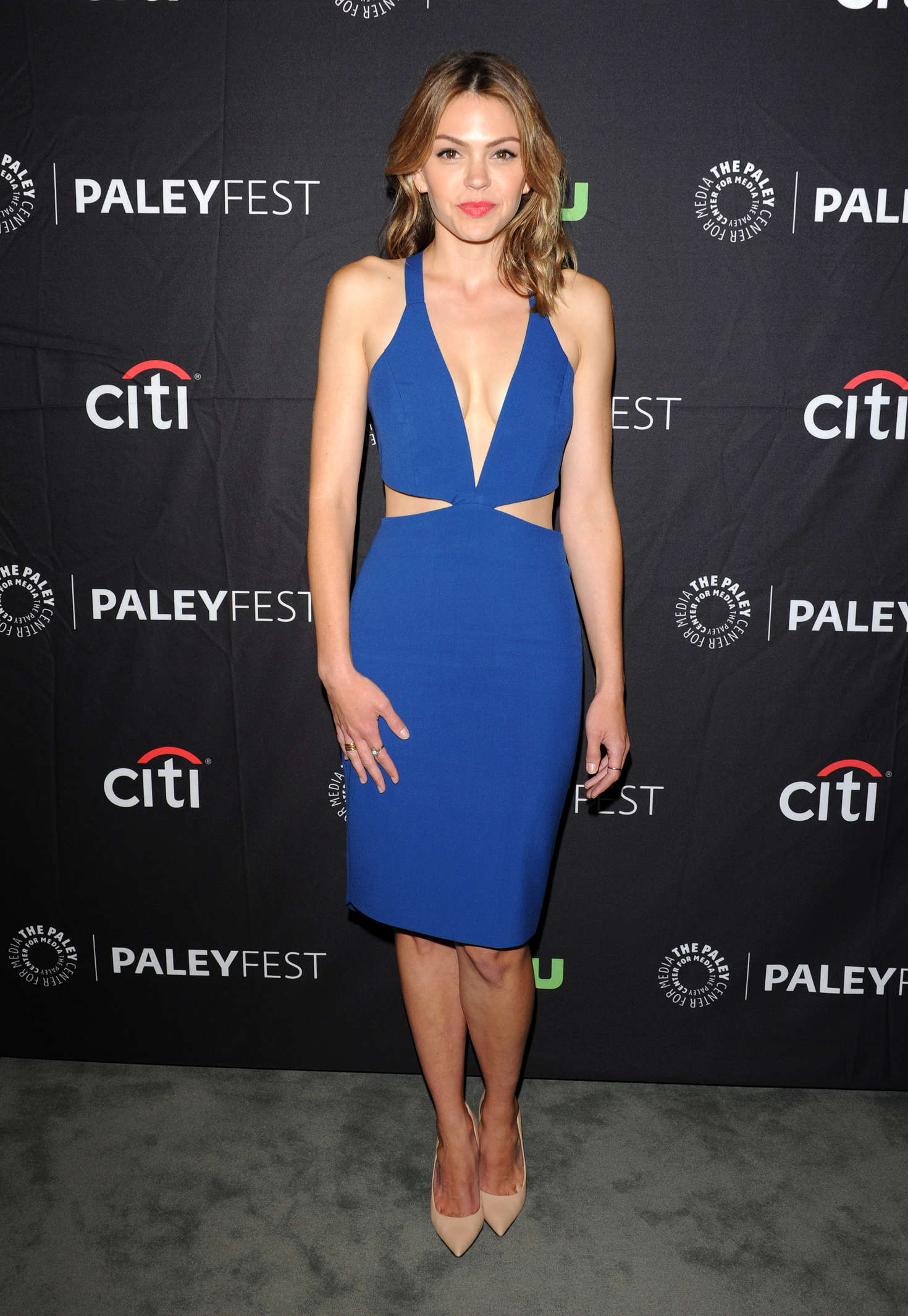 Aimee Teegarden 2016 : Aimee Teegarden: PaleyFest 2016 Fall TV Preview -07