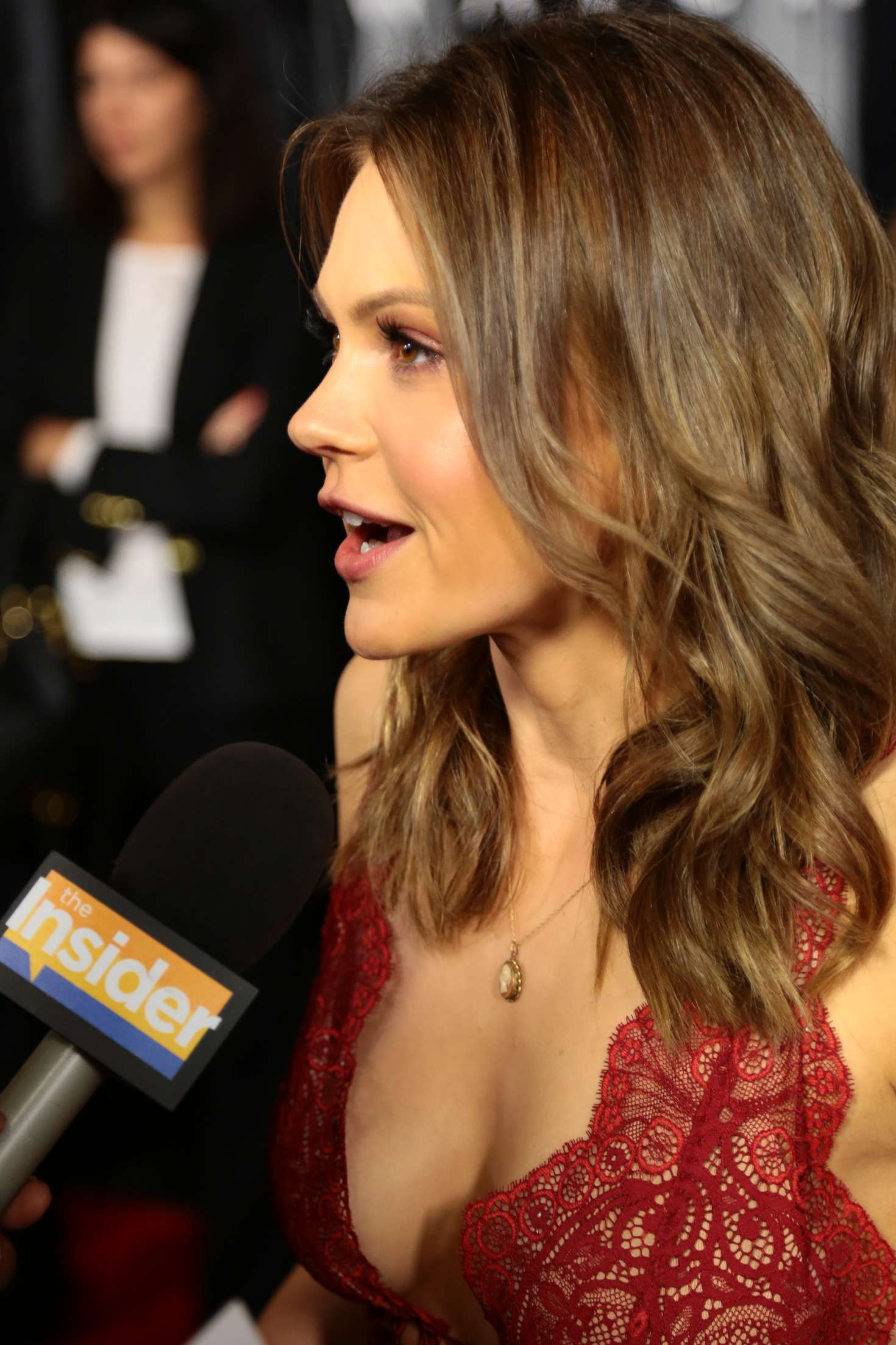 Aimee Teegarden 2017 : Aimee Teegarden: Rings LA Premiere -14