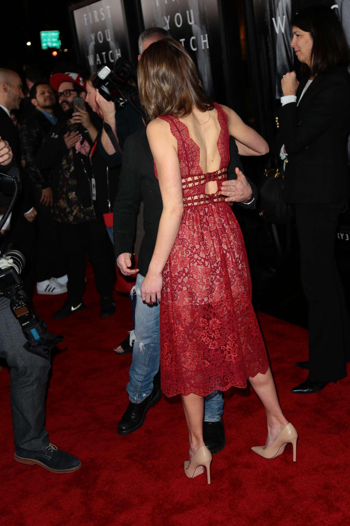 Aimee Teegarden 2017 : Aimee Teegarden: Rings LA Premiere -23