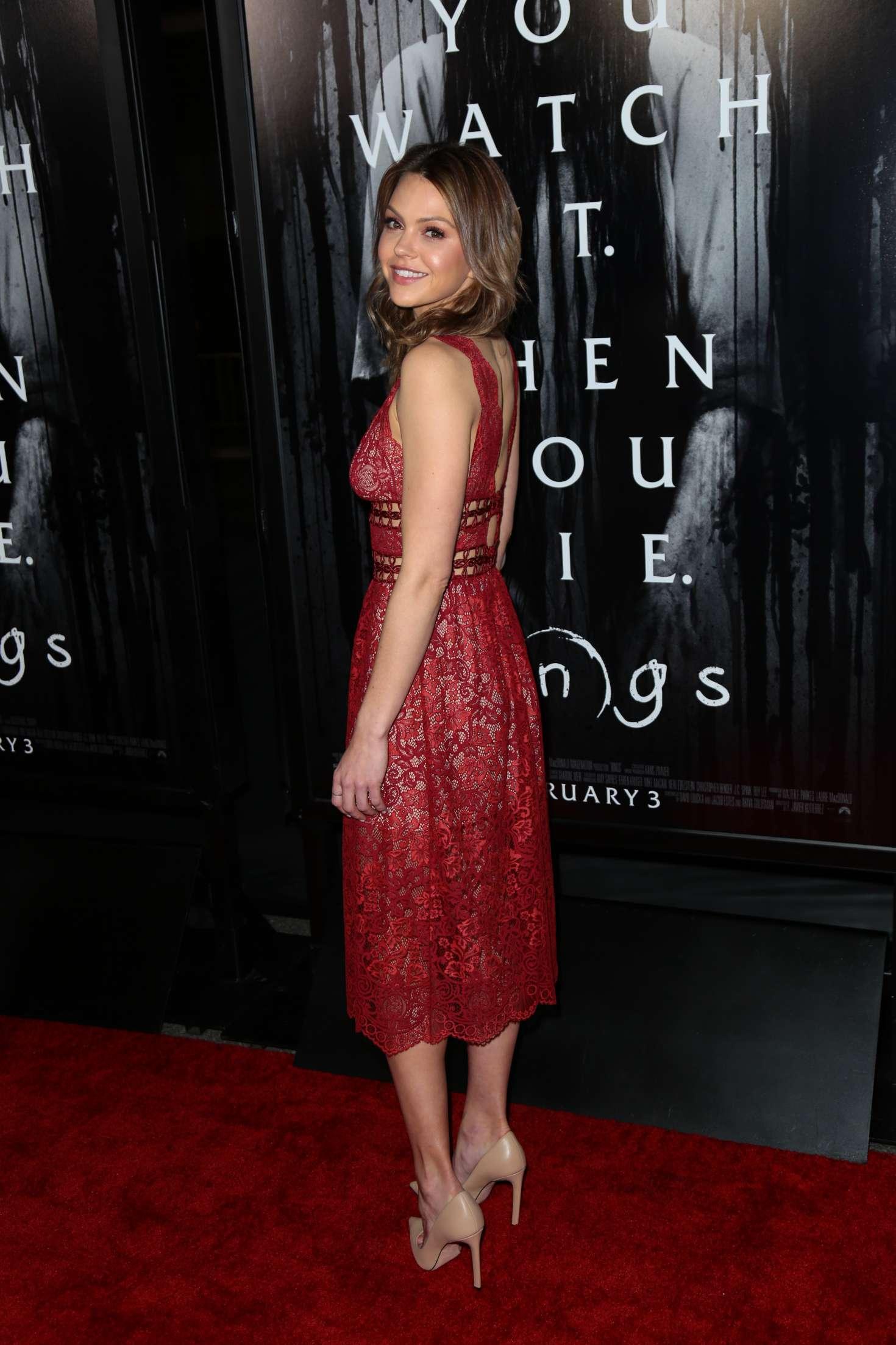 Aimee Teegarden 2017 : Aimee Teegarden: Rings LA Premiere -40