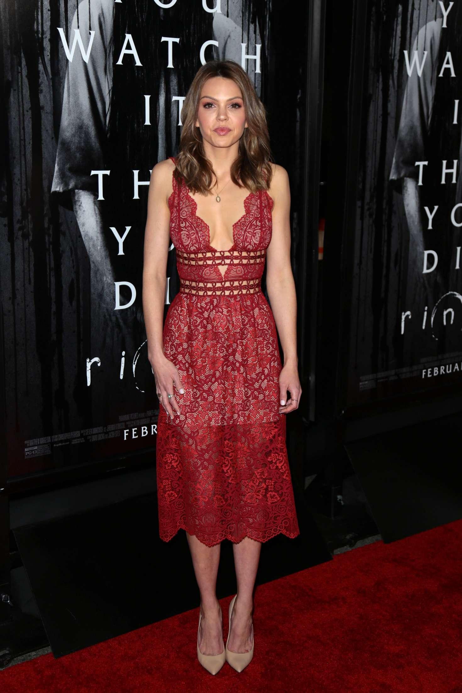 Aimee Teegarden 2017 : Aimee Teegarden: Rings LA Premiere -42