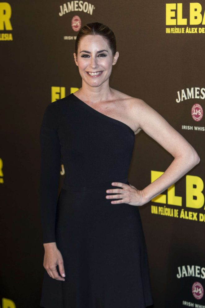 Ainhoa Arbizu - 'El Bar' Premiere in Madrid