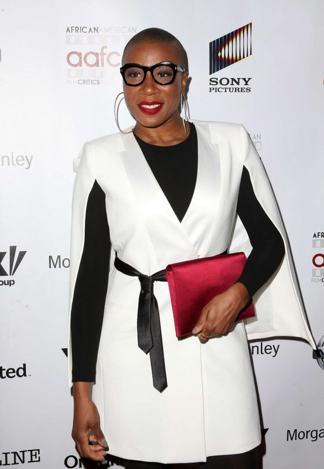 Aisha Hinds - 8th Annual AAFCA Awards in Los Angeles