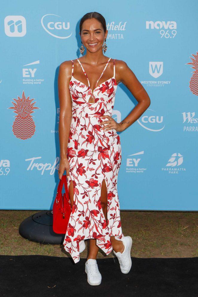 Aisha Jade - Tropfest 25 Film Festival in Sydney