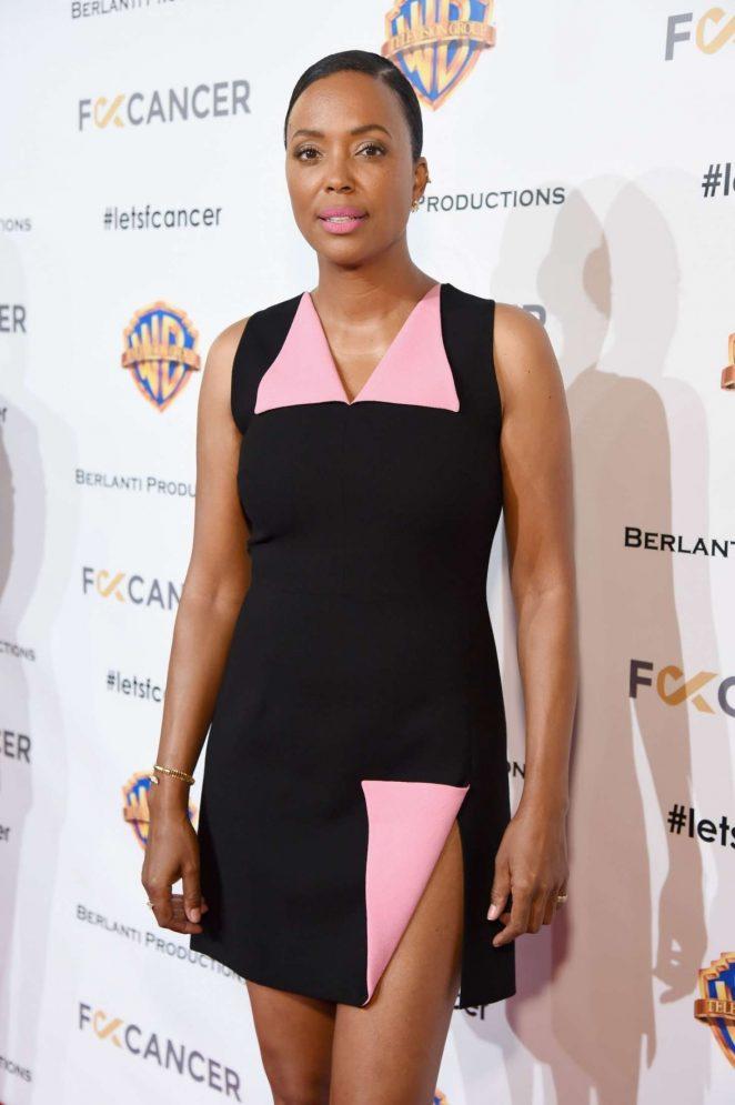 Aisha Tyler - Barbara Berlanti Heroes Gala Benefitting Fck Cancer in Burbank