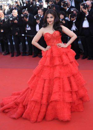 Aishwarya Rai - '120 Beats Per Minute' Photocall at 70th Cannes Film Festival