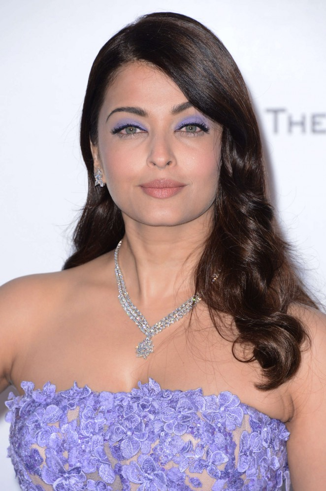 Aishwarya Rai - amfAR 2015 Cinema Against AIDS Gala in Cannes