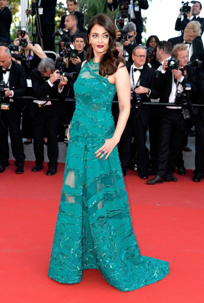 Aishwarya Rai - 'Carol' Premiere in Cannes