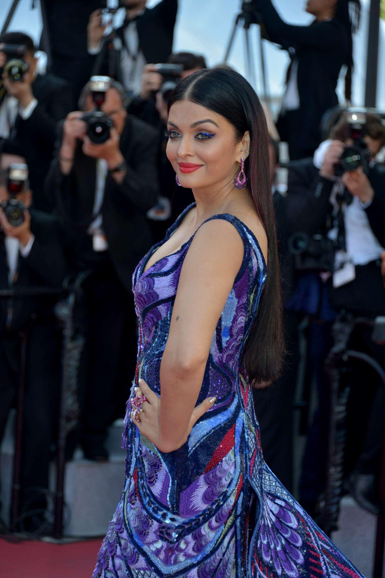 Aishwarya Rai Girls Of The Sun Premiere At 2018 Cannes Film