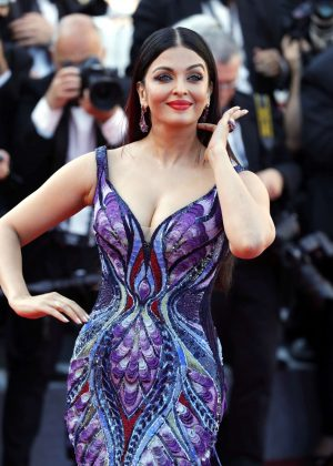 Aishwarya Rai - 'Girls Of The Sun' Premiere at 2018 Cannes Film Festival