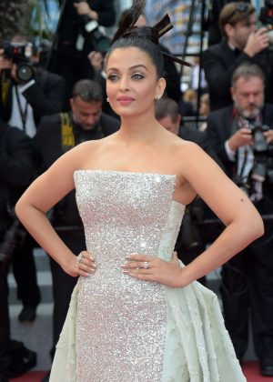 Aishwarya Rai - 'Sink or Swim' Premiere at 2018 Cannes Film Festival