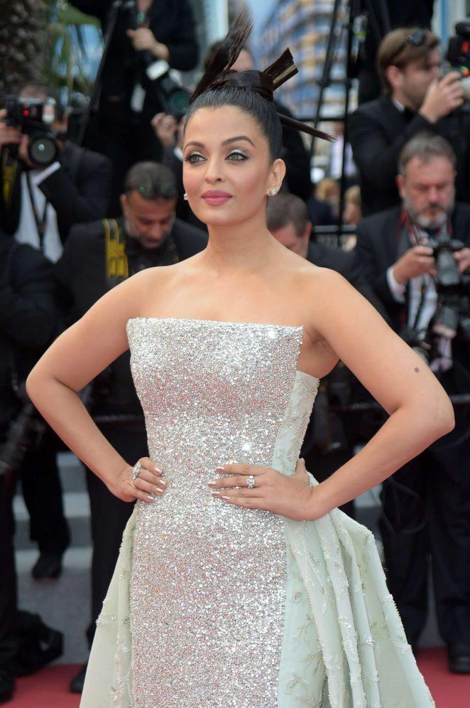 Aishwarya Rai - 'Sink or Swim' Premiere at 2018 Cannes Film Festival