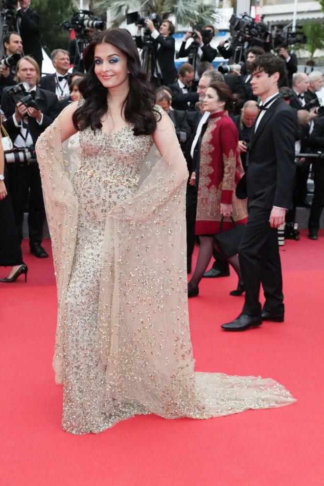 Aishwarya Rai – 'Slack Bay' Premiere at 2016 Cannes Film Festival
