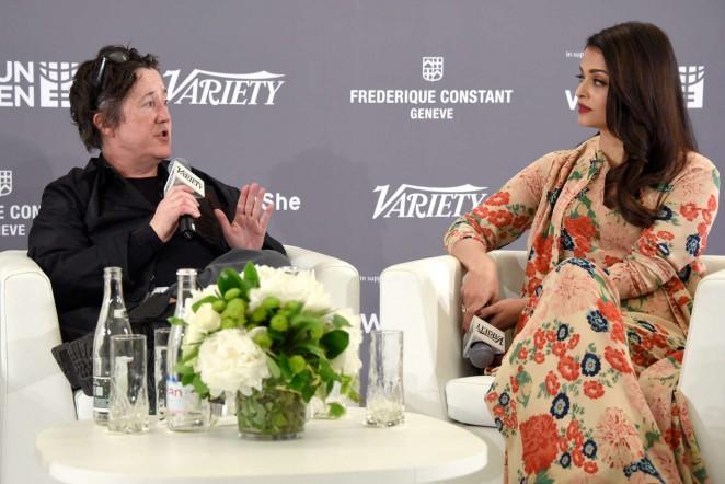 Aishwarya Rai: Variety Celebration of UN Women 2015 -01