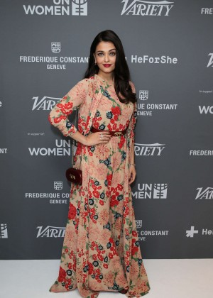 Aishwarya Rai: Variety Celebration of UN Women 2015 -05