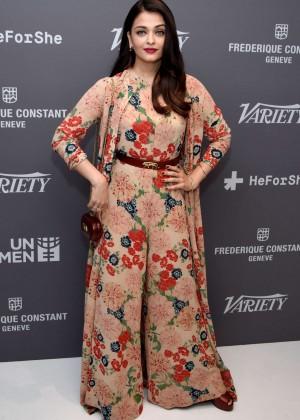 Aishwarya Rai: Variety Celebration of UN Women 2015 -09