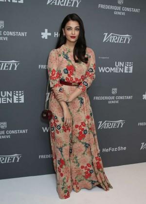 Aishwarya Rai: Variety Celebration of UN Women 2015 -13