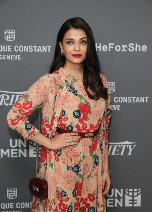 Aishwarya Rai - Variety Celebration of UN Women 2015 in Cannes