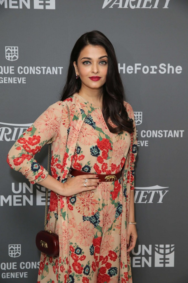 Aishwarya Rai – Variety Celebration of UN Women in Cannes