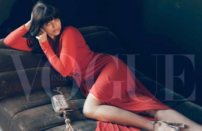 Aishwarya Rai - Vogue India Magazine (March 2015)
