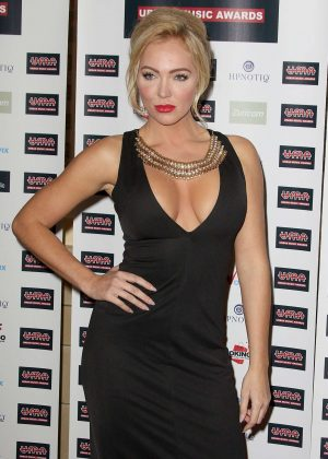 Aisleyne Horgan Wallace - Urban Music Awards 2016 in London