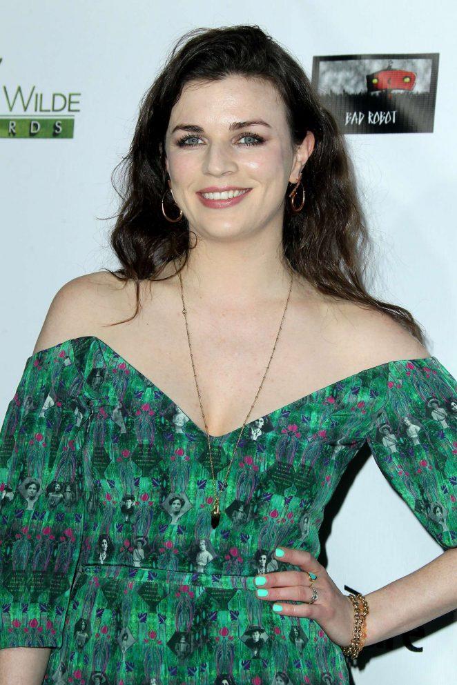 Aisling Bea - 2018 Oscar Wilde Awards in Santa Monica