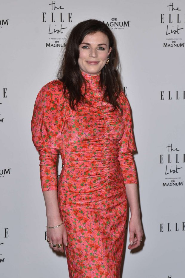 Aisling Bea - 2019 ELLE List in association with MAGNUM ice cream in London
